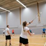 Badminton Schlechtwetter Anlass Aranea Schaffhausen