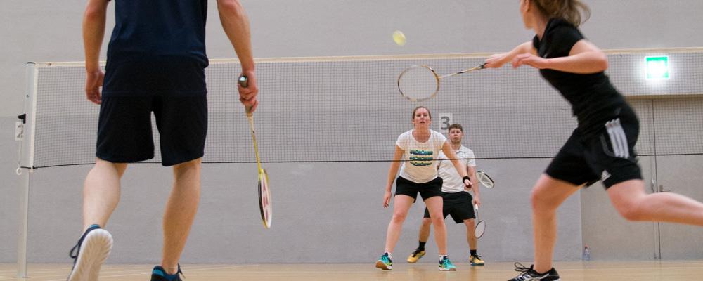 Badminton Ziischtig Club Aranea+ Schaffhausen