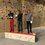 Speckfinale: Ueli Vetsch, Le An, Lasse Schneider
