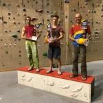 Kürbisfinale: Beni Wyss, Miro Fischer, Thomas Achermann
