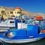 Kalymnos bay - beautiful Greek islands series